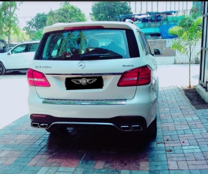 2017,GLS 350 AMG Kit » Online Certified Luxury Cars Sellers